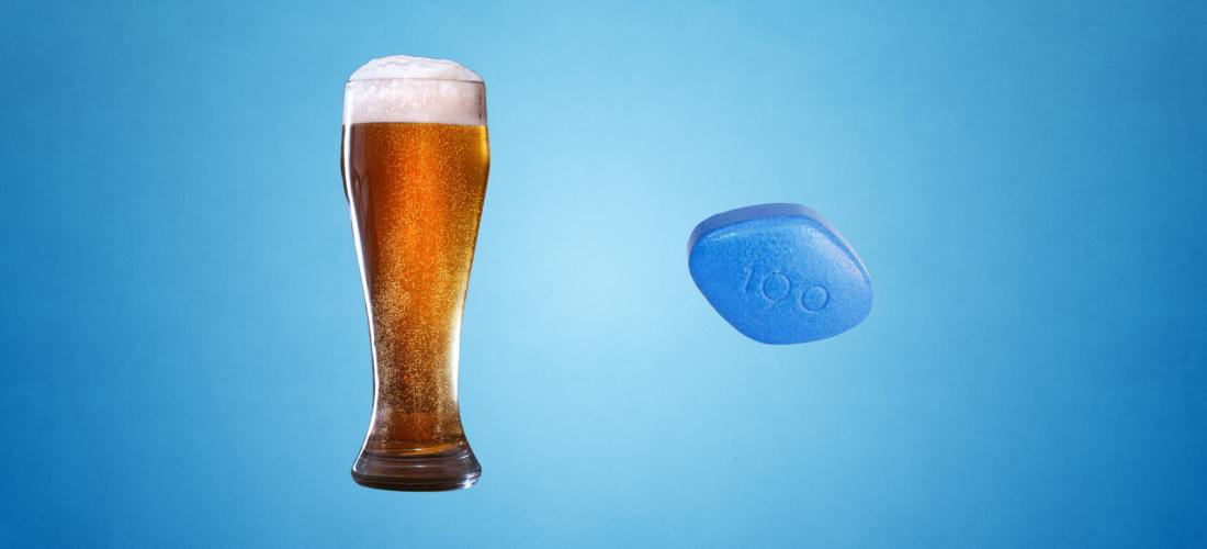 Viagra and Alcohol
